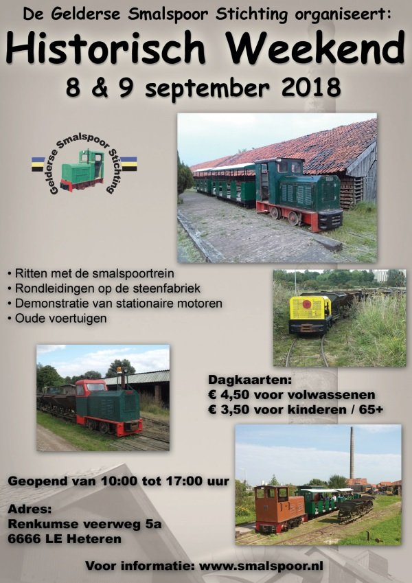 Historisch weekend 2018